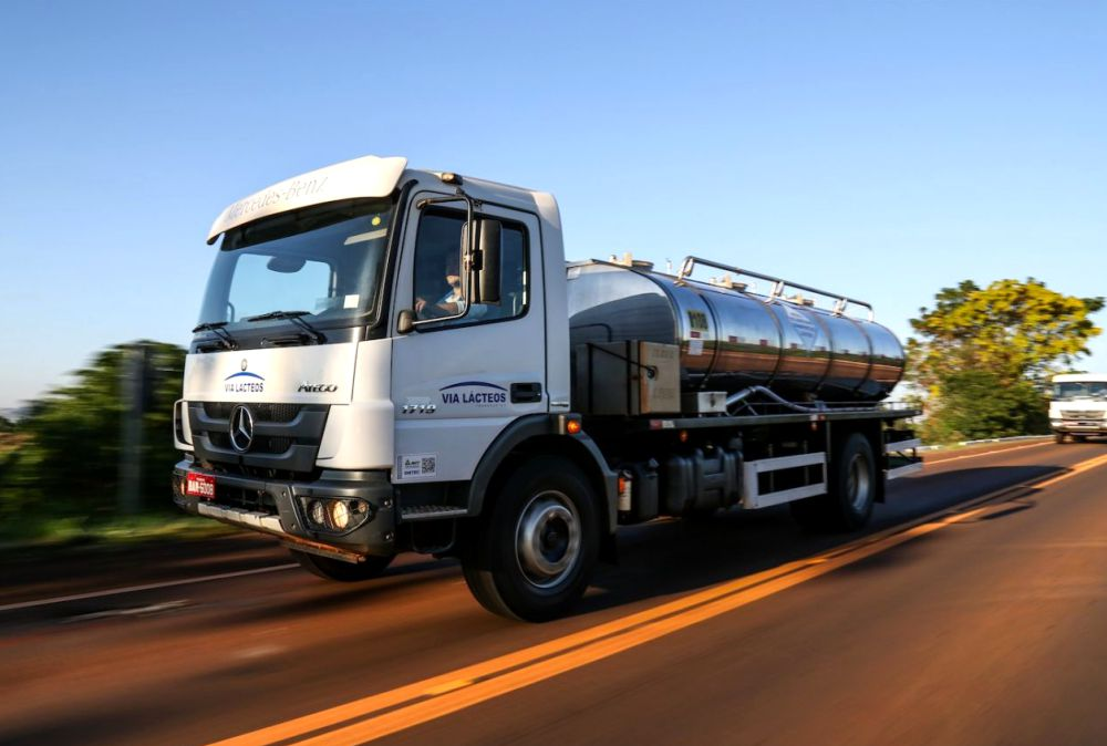 fca85558806 Portal Estrada - Via Lácteos Transportes está contratando motorista ...